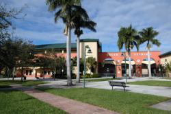 Roger Dean Stadium in Jupiter